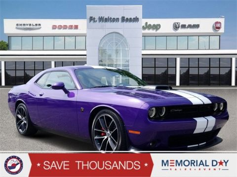 Pre-Owned 2018 Dodge Challenger R/T Scat Pack Shaker